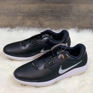 Nike Vapor Pro Boa Golf Shoes Black Size 8.5 11.5